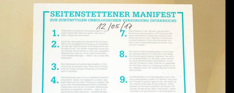 Magazin Seitenstettener_Manifest