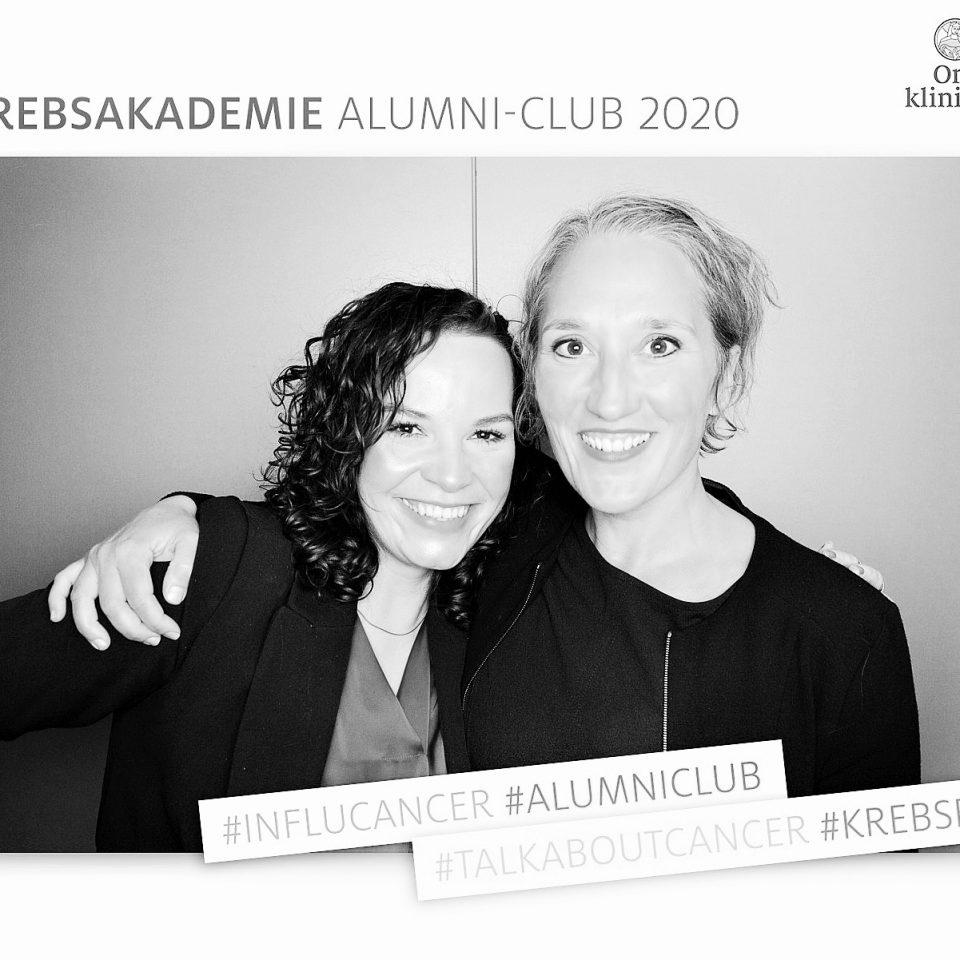 Vortrag im Alumni Club der Krebsakademie des Ordenklinikums Linz