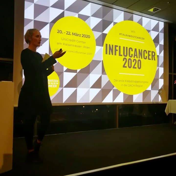 Ordensklinikum Linz Alumni Club Krebsakademie Ordensklinikum Linz InfluCancer Vom Umgang Mit Krebs In Der Welt Von Instagram Snapchat Und Facebook Vortrag Kurvenkratzer