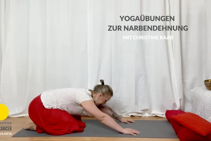 Yoga zur Narbendehnung mit Christine Raab