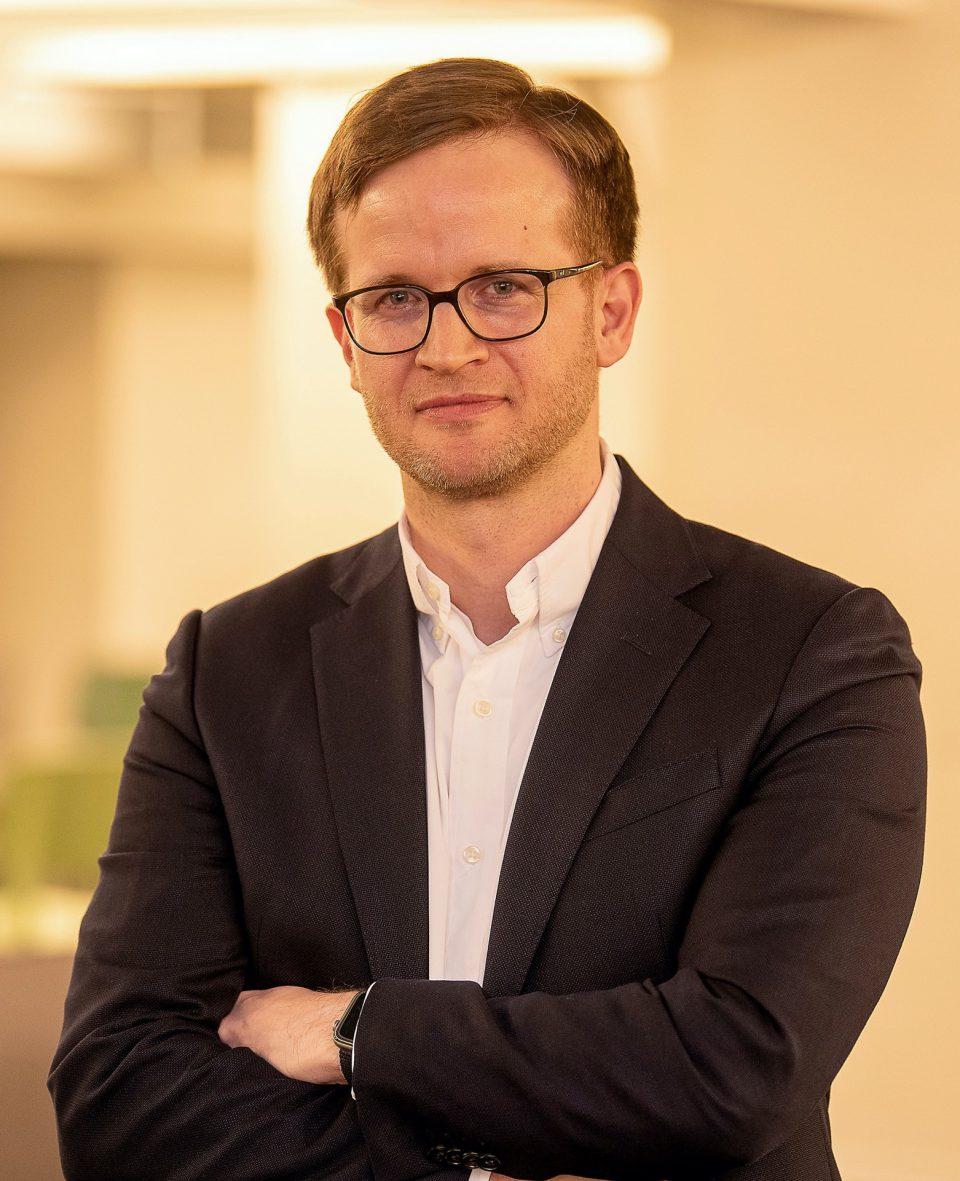 Prof Dr Martin Glas