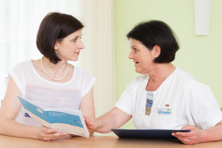 """Pflegeberatung als Teil der Rehabilitation: """"Effektive Nachbehandlung für Krebspatienten"""""""