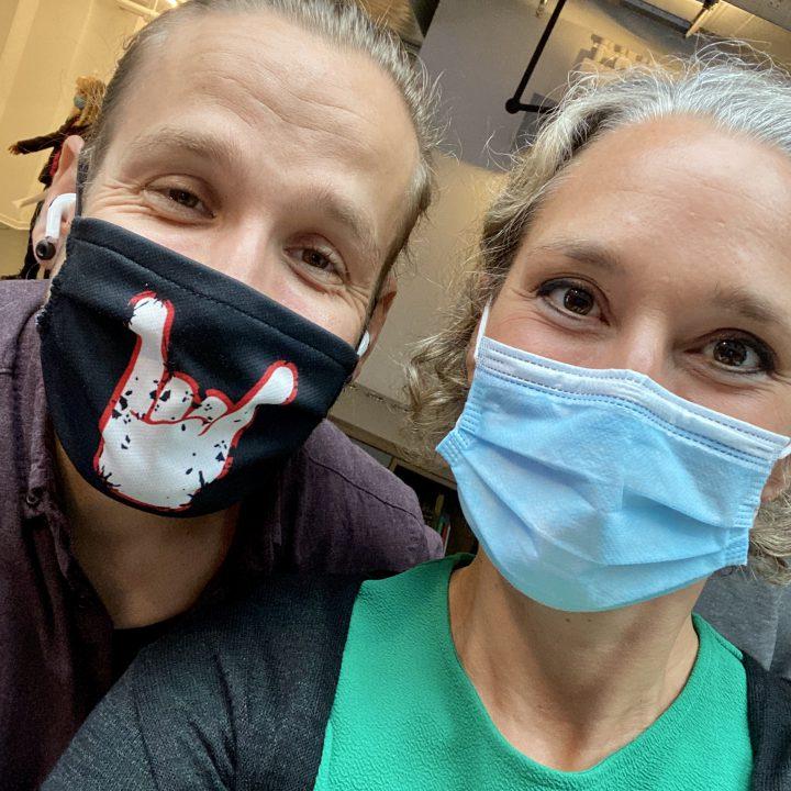 Yes We Cancer Event Berlin Yes We Cancer Carsten Witte Jung Und Krebs Martina Hagspiel Kurvenkratzer