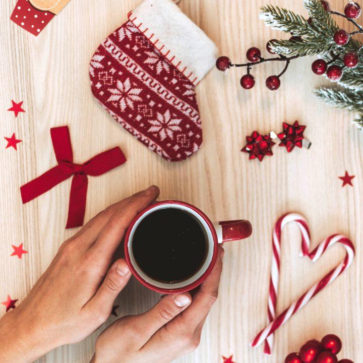 Die weihnachtliche Gemütlichkeit zelebrieren