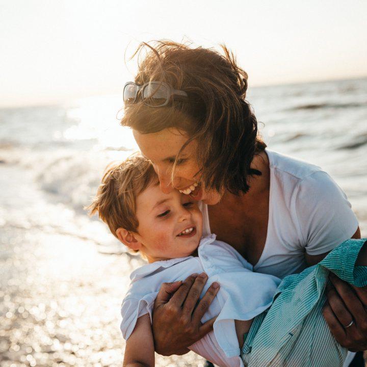 Wie rede ich mit Kindern über Krebs?