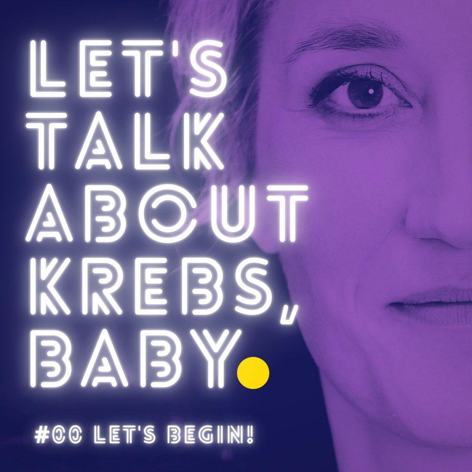 Podcast Krebspodcast Lets Talk About Krebs Baby Martina Hagspiel