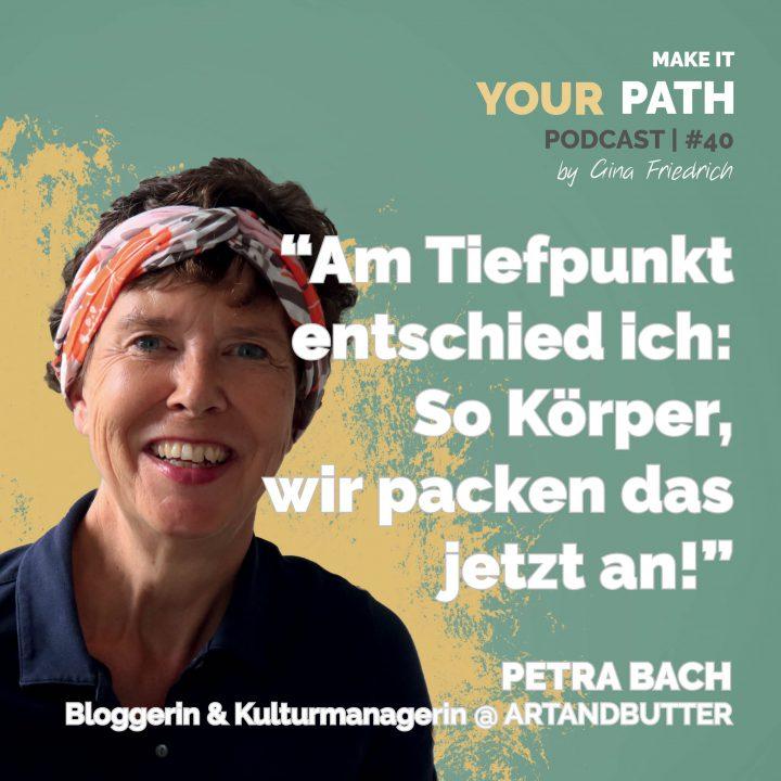 MAKE IT YOUR PATH – Ein Interview mit Gina Friedrichs