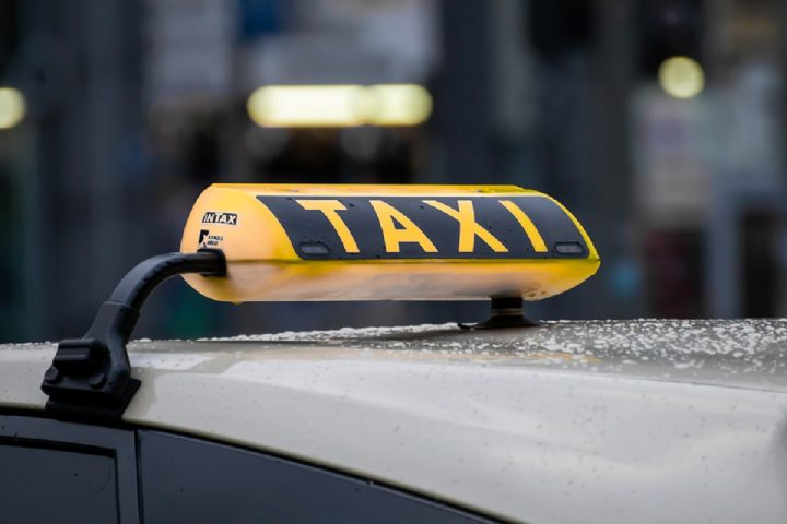 Unterwegs mit dem Strahlen-Taxi