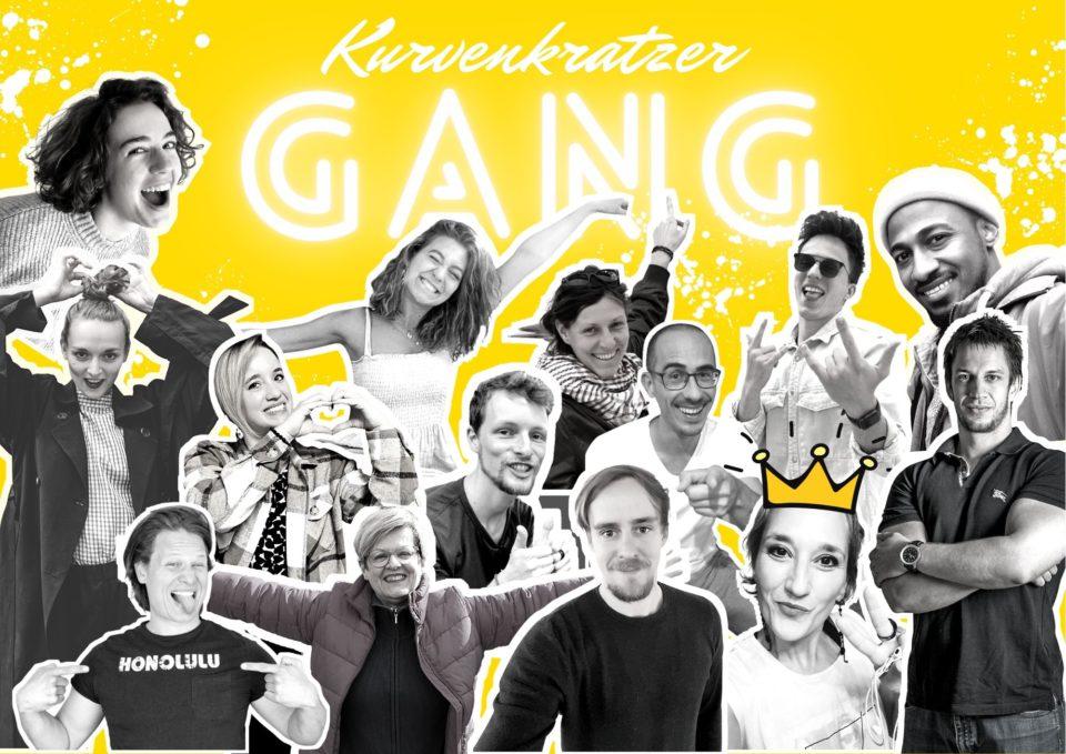Journey Meet_the_Kurvenkratzer_Gang