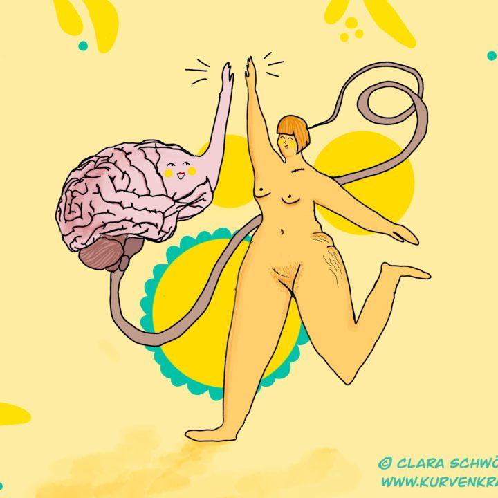 Kopfspielchen: Sexualorgan Gehirn