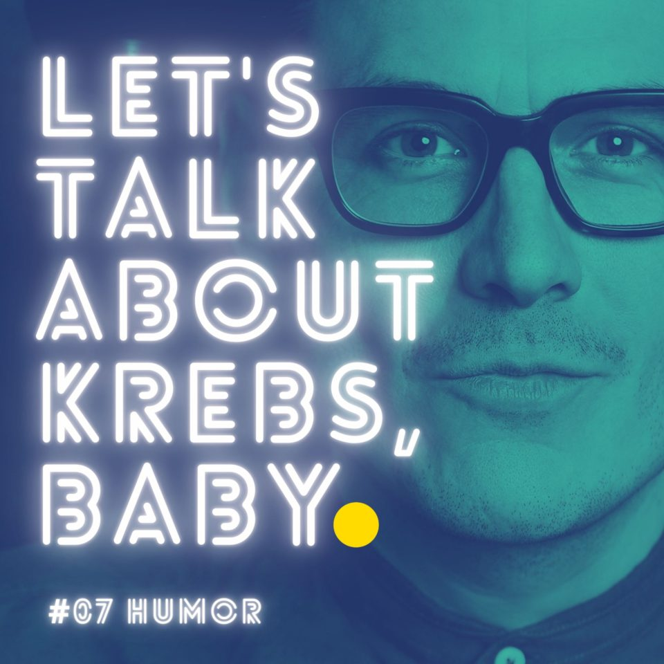 Podcast Krebs X Humor Manuel Rubey
